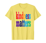 kindness tshirt