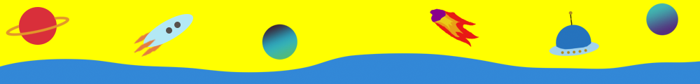 sea or space banner
